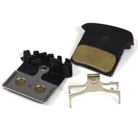 Shimano XTR BR-M985 Disc Brake Pads With Cooling Fin - Metal F03C