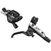 Shimano XT BR-M785 Pre-Bled Brake Caliper and Lever - 2012 Black