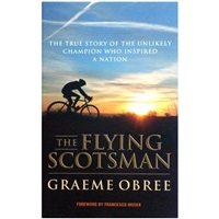Birlinn Books The Flying Scotsman By Graeme Obree