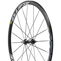 Mavic Ellipse Clincher Track Wheel - Front
