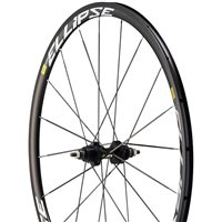 Mavic Ellipse Clincher Track Wheel - Rear
