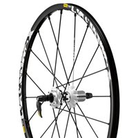 Mavic Crossmax ST MTB 26 Inch 6 Bolt Disc Wheelset
