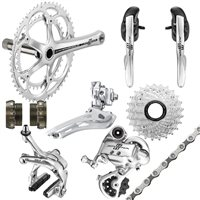Campagnolo Athena 11 Speed Silver Alloy Groupset