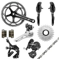 Campagnolo Athena 11 Speed Black Alloy Groupset