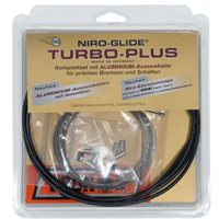 Turbo Plus Lightweight Gear Cables by Niro-Glide