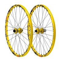 Mavic Deemax Ultimate MTB 26 inch 6 Bolt Disc Wheelset