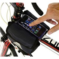 Gran Fondo SmartBag Touch Frame Bag by Axiom