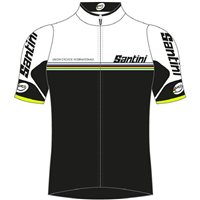 Santini UCI World Champion Fashion Road Jersey