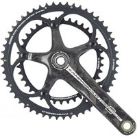 Campagnolo Centaur Power Torque Carbon Double 10sp Chainset