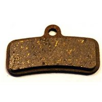 Clarks  Organic Disc Brake Pads for Shimano Saint M810