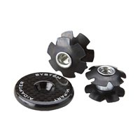Carbon Star Nut Set by MPart