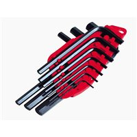Stanley Stanley Hex Key Set 10pc 1.5-10mm