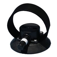 "Sea Sucker Compact Rear Wheel Strap 4.5"" Vacuum Mount"