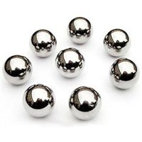 Lightening Bolts Grade 10 Stainless Steel Loose Ball Bearings - AISI 440C