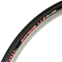 Clement Strada LGG 120TPI Black Clincher Tyre
