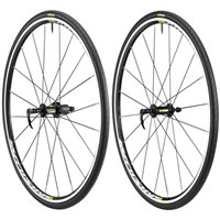 Mavic Aksium Elite 28 WTS Clincher Wheelset