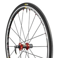 Mavic Ksyrium Elite S Red Clincher Wheelset - 2015