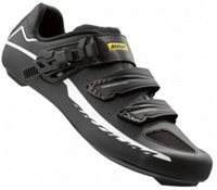 Mavic Aksium Elite II Black Road Cycling Shoes - 2016