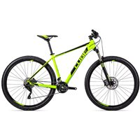 Cube Attention SL Hardtail Mountain Bike - 2016