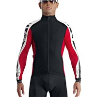 Assos IJ Intermediate S7 Airblock Long Sleeve AirBloc Jersey - Red