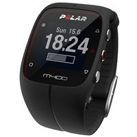 Polar M400 GPS Sports Watch with Heart Rate Strap