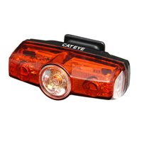 Cateye Rapid Mini Rechargeable 15 Lumens Rear Light