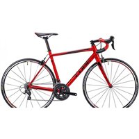 Cube  Peloton SL Red 'n' Black Road Bike - 2015