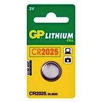 GP Lithium CR2032 3V Coin Cell