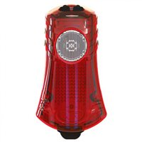 NiteRider Sentinel Bicycle 2W Rear Light With Laser Lane Projection