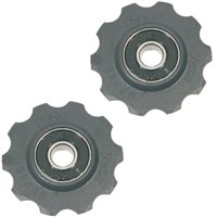 Tacx T4000 Sealed Bearing Pulleys - Campag 8/9/10 + Shimano 7/8 Speed