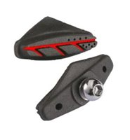 Ashima One Piece Brake Pads For Shimano