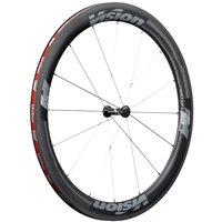 Vision Metron 55 Tubless Ready Clincher Wheelset - Rim Brake