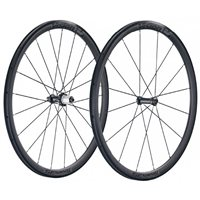 Vision Team 35 Clincher Wheelset - Grey Decal