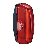 Cateye Rapid X3 USB Rechargeable Rear Light - 150 Lumen