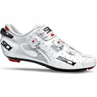 Sidi Wire Carbon Venice - White