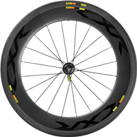 Mavic CXR Ultimate 80 Tubular Wheelset - 2016