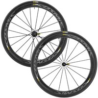 Mavic Cosmic Pro Carbon Exalith Clincher Wheelset - 2017