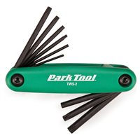Park Tool TWS-2 Torx Wrench Set