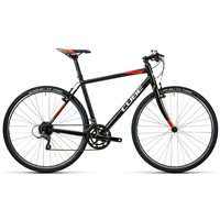 Cube SL Road 2016 - Black White Red