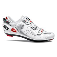 Sidi Ergo 4 Carbon Composite - White - 2016