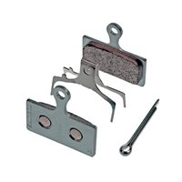 Shimano SLX BR-M666 Disc Brake Pads - Resin G01S