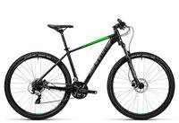 "Cube Aim Pro 27.5"" Hardtail Mountain Bike 2016"