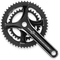 Campagnolo Potenza 11 Speed Power Torque Crankset - Black