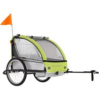 Madison AT5 Alloy 2 Seat Child Trailer