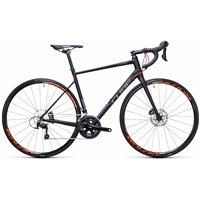 Cube Attain SL Disc Road Bike - 2017