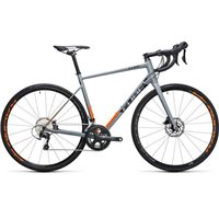 Cube Attain Race Disc gray'n'flashorange 2017