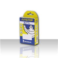 Michelin Airstop A2 Butyl Inner Presta Valve Road Tube - 700c X 25-32mm