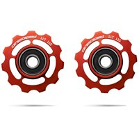 Ceramic Speed Derailleur Pulleys For Shimano 11 Speed
