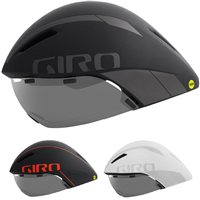 Giro Aerohead Time Trial Cycling Helmet - MIPS