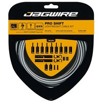 Jagwire Road Pro Shift Cable Kit With Pro Slick Inners